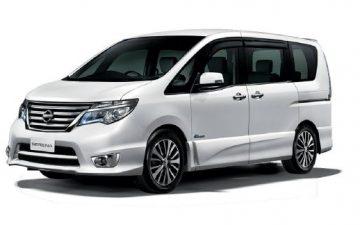 Nissan Serena 2.0 Hybrid