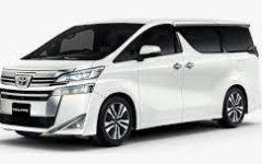 Toyota VELLFIRE 2.5