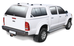 Toyota Hilux 2.5 with Canopy